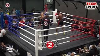 TEAM SPIRIT - Gino Knight vs Badr Azhimi