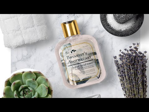 PHOTOSHOP TUTORIAL |  How to Create a Luxury, Natural Skincare Packaging thumbnail