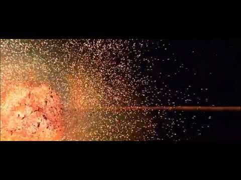 Death Star destroys Alderaan