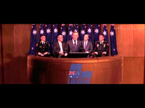Border Force swearing in ceremony