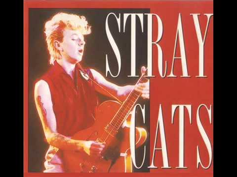 Stray Cats - Cryin' Shame