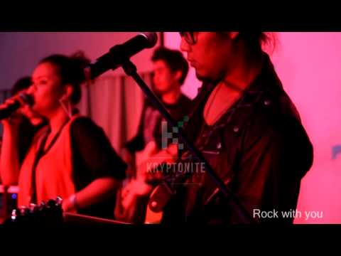 Rock With You - Top 40 Live Band Malaysia & Singapore - Kryptonite Entertainment