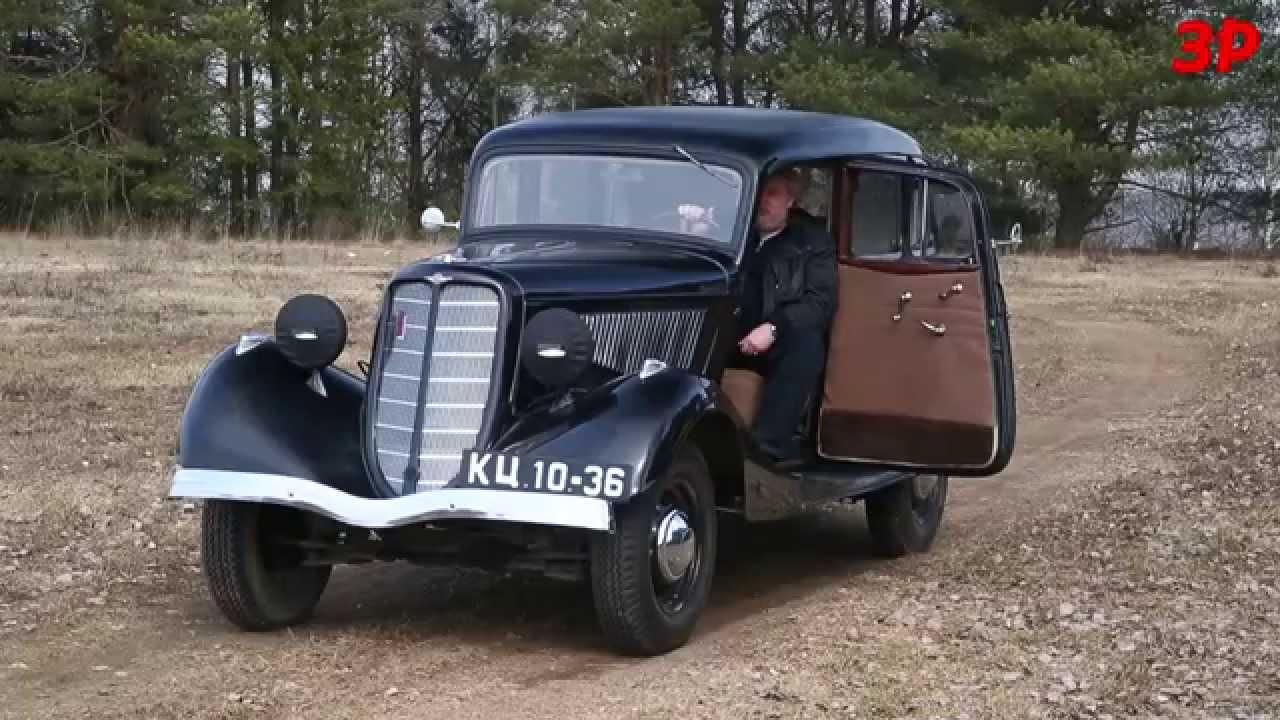 Вы уже, наверное поняли, что речь идёт о машине газ м1, прозванной в народе «эмкой». Несмотря на то, что строился этот автомобиль в стране.