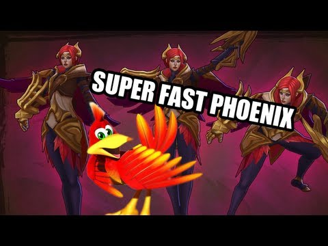 SUPER FAST PHOENIX