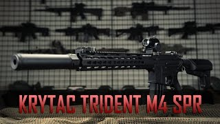 Krytac Trident M4 Spr - Exceptional Outdoor Firepower - Airsoft Gi
