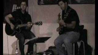 Billy Idol - Mony Mony  (live cover by Ruben Santos & Paulo Bastos)