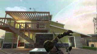 Black Ops: BEST TOMAHAWK bounce off roof shot Pt 2