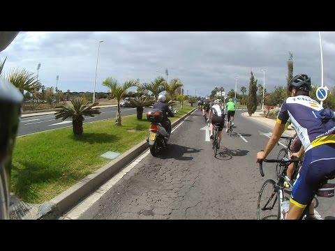 Tenerife road cycling 08.03.2016