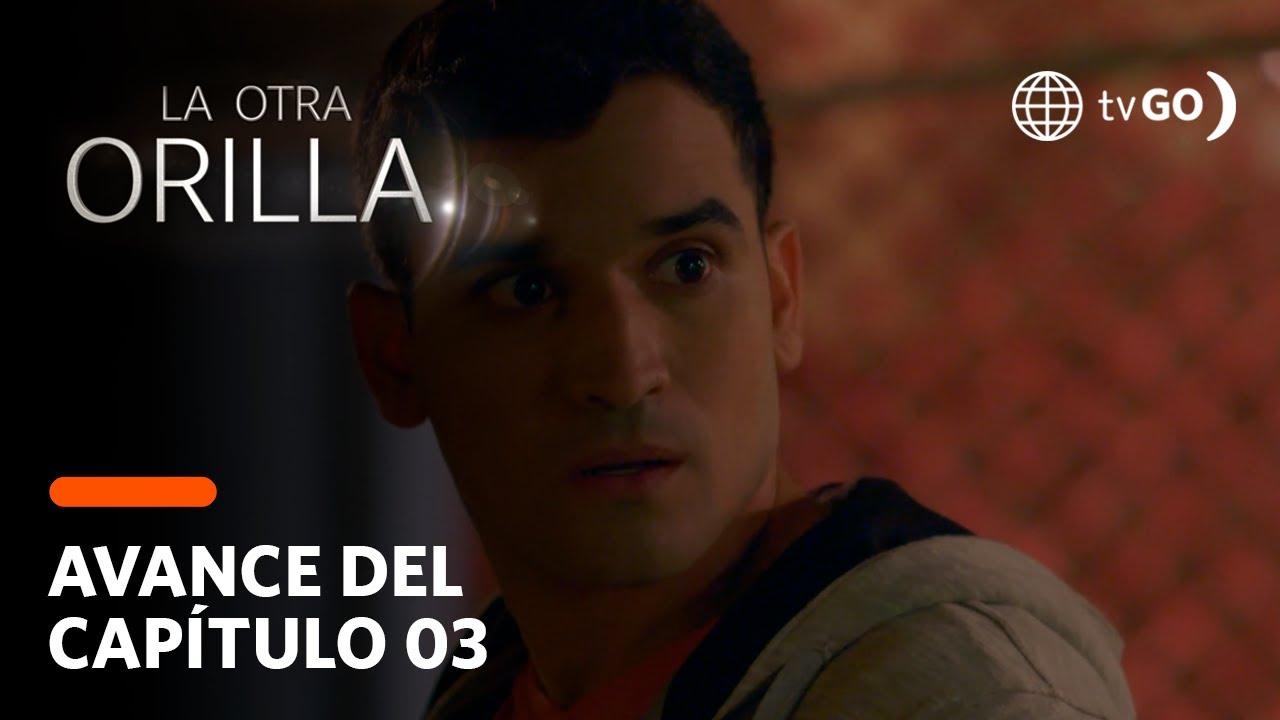 La Otra Orilla: Patty descubrirá los sentimientos de Sergio hacia ella (AVANCE CAP. 03)