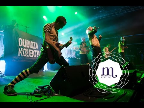 Dubioza Kolektiv - Free Mp3 (The Pirate Bay Song) - Live festival les Musicaves 2015