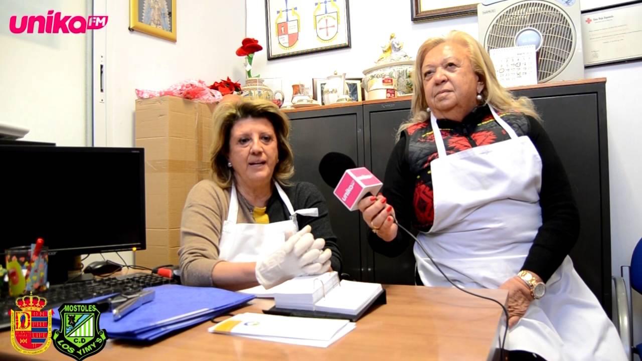 Comedor Social San Simón de Rojas (Móstoles, Madrid) - YouTube
