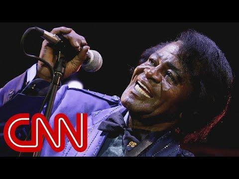 CNN investigation raises questions over James Brown's death