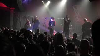 Zeal & Ardor - Built on Ashes Live @ Music Hall of Williamsburg Brooklyn NY 9/21/18