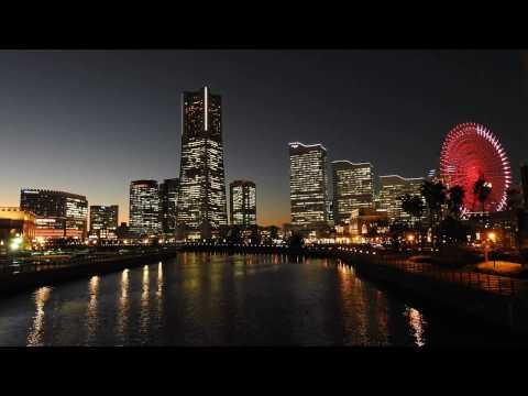 japan time lapse