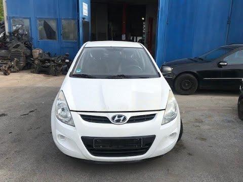 Разборка Hyundai - I20 2009-2012, 1.4 Инжектор (VIN: MALBA51BP9M078328) V3396