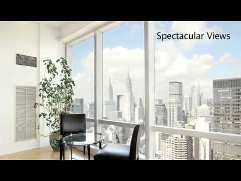 Midtown Luxury Condo : Trump World Tower, 845 United Nations Plaza - Manhattan, New York City