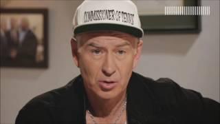 John Mcenroe Eurosport Show PART1 (2016)