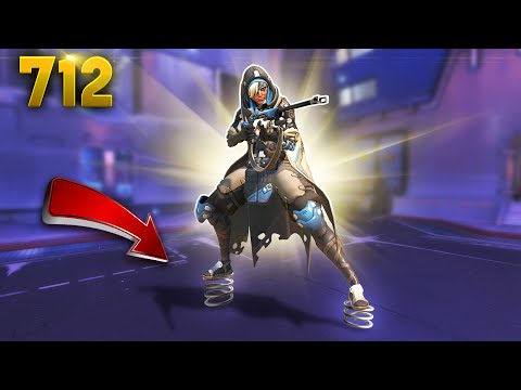 Jumping To The SPACE!! | Overwatch Daily Moments Ep.712 (Funny and Random Moments)