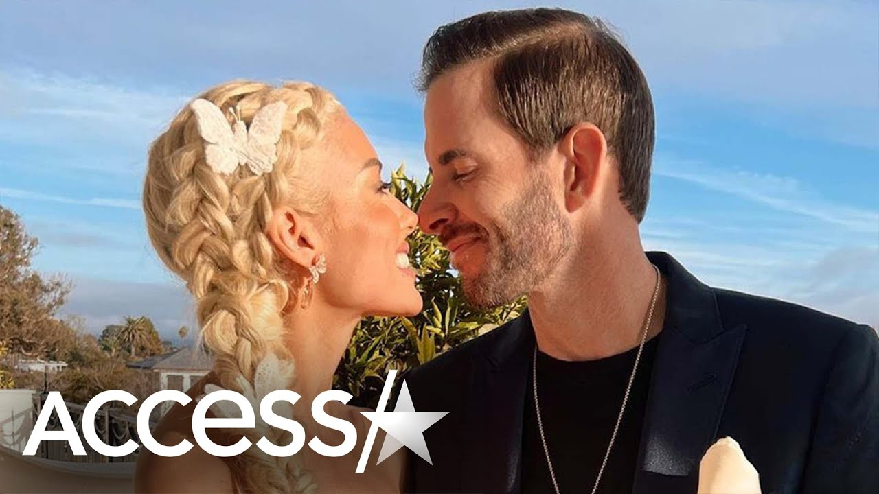 Tarek El Moussa and Heather Rae Young get married: 'Flipped her ...