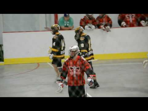 Capital Region Axemen vs Kahnawake Mohawks - June 24 2017 -