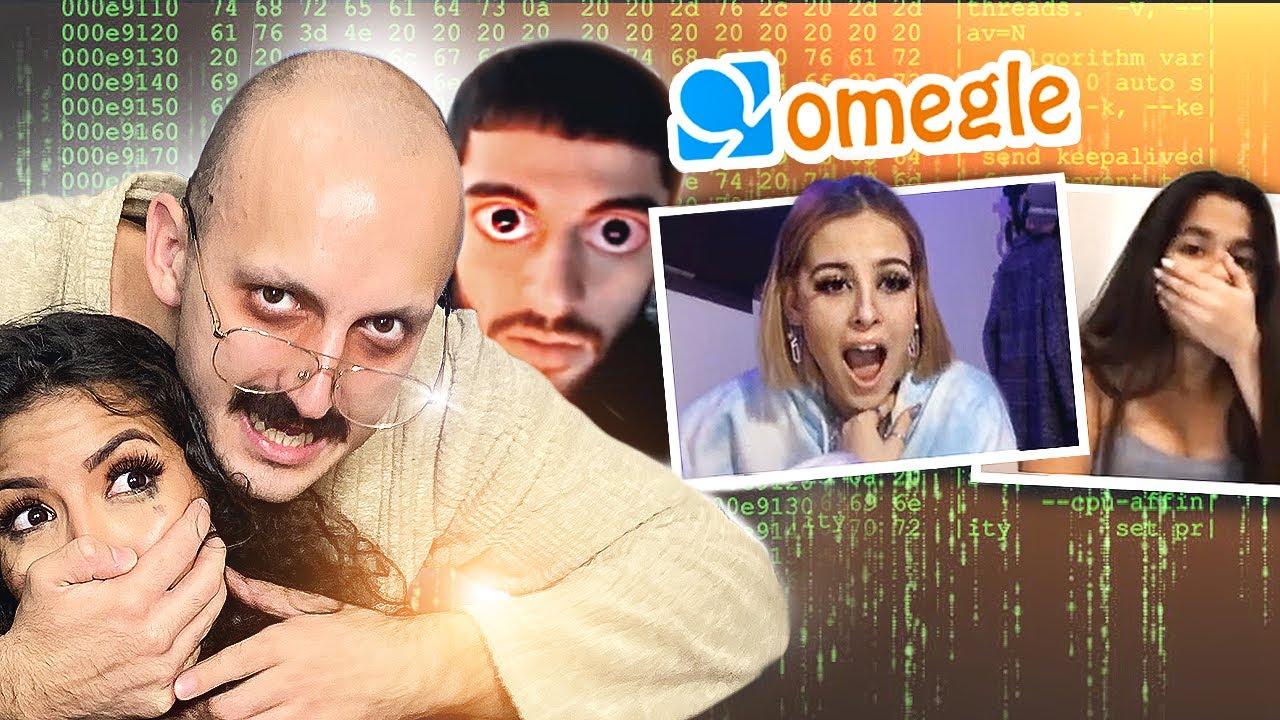 Download Hacking Into OMEGLE Calls ft/LittleMoeFades Prank (Hilarious Reactions) Part#15