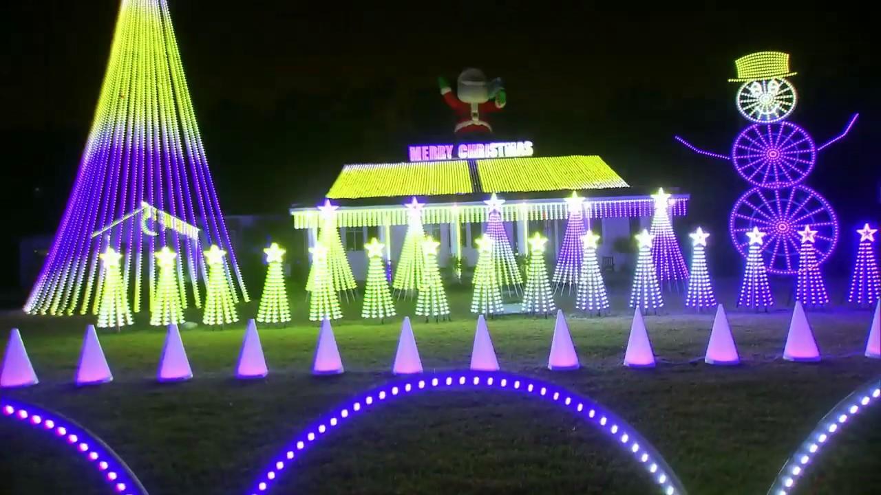 Hohensee Family Light Show - The Great Christmas Light Fight Season ...