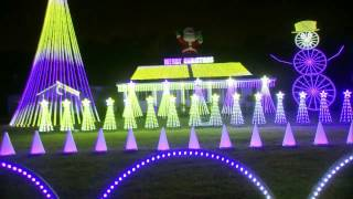 Hohensee Family Light Show - The Great Christmas Light Fight Season 4