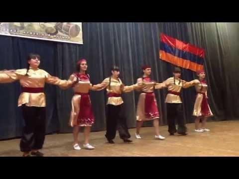 Ансамбль Шаумяновской армянской средней школы (Гагрский район)