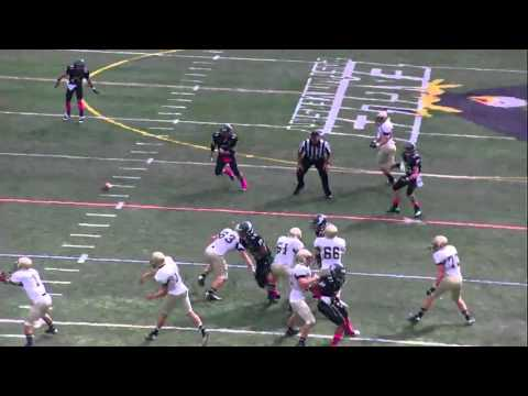 Navy Sprint Football 2014 Recruiting Video