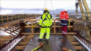 Manufacturing And Installation Of Lövö Bridge