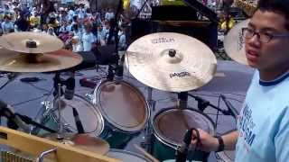 Video Autistic Kawai Drummer, Alvino Adama 5, live in Jakarta download MP3, 3GP, MP4, WEBM, AVI, FLV Oktober 2017