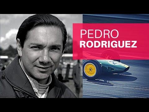 Pedro Rodriguez-- El mejor piloto F1 mexicano