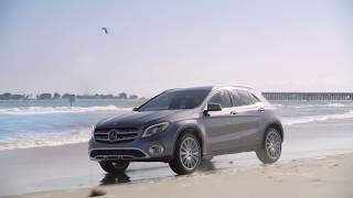 Mercedes Benz GLA Walkaround