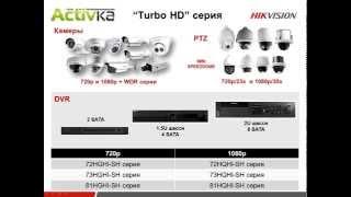 Видеонаблюдение Hikvision Turbo HD: новое оборудование(, 2015-03-21T15:57:31.000Z)