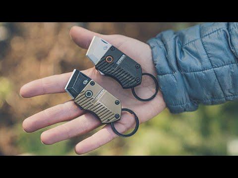 Gerber Key Note: Keychain And Pocket Utility Knife