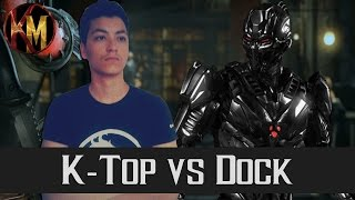 MKXL - K-Top (Various) vs Dock (Smoke) - Commentated FT10