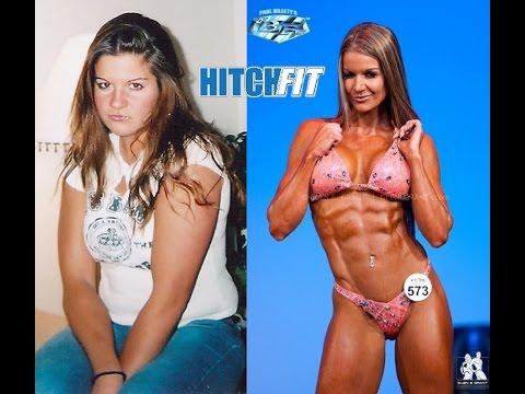Bikini weight loss