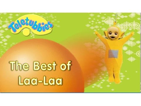 Teletubbies - The Best of Laa-Laa