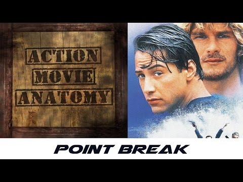 Point Break (1991) Review | Action Movie...