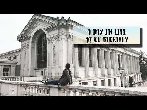 A Day in Life at UC Berkeley