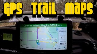 GPS Trail Maps - VVMapping off…