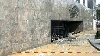 Holland Casino Groningen brand kattendiep