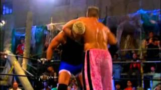 Wrestling Society X Episodio 1