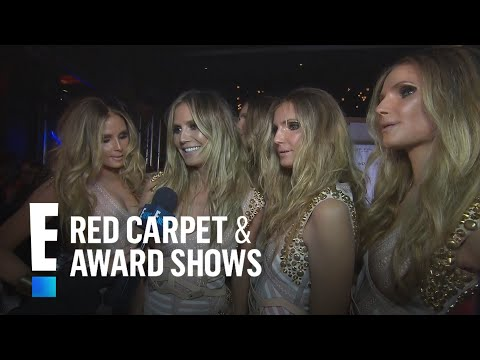 Heidi Klum Opens Up About Her Halloween Costume | E! Red Carpet & Award Shows