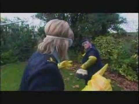 French & Saunders Animal Control