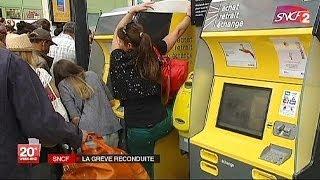 Bahnstreik in Frankreich wird fortgesetzt