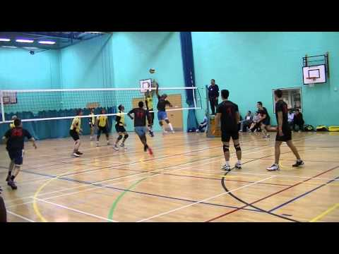 Waltham Forest v IVA volleyball