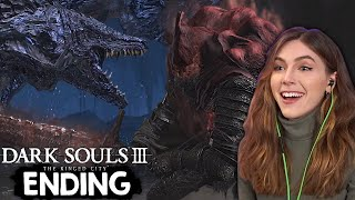Fighting Midir & Gael (ENDING) | Dark Souls 3 DLC | Marz Plays