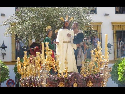 Salida Redencion (Beso de Judas) 2015, Sevilla