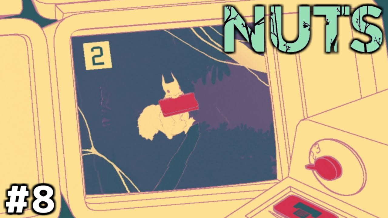 助けは来ないから自力で脱出してね(絶望)【NUTS】#8